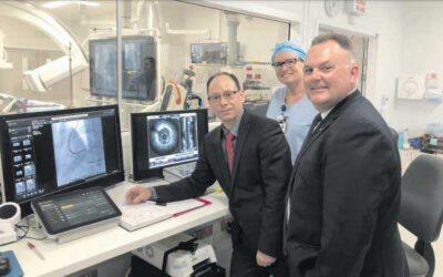 Gosford Hospital's 4 year $348M transformation is now complete