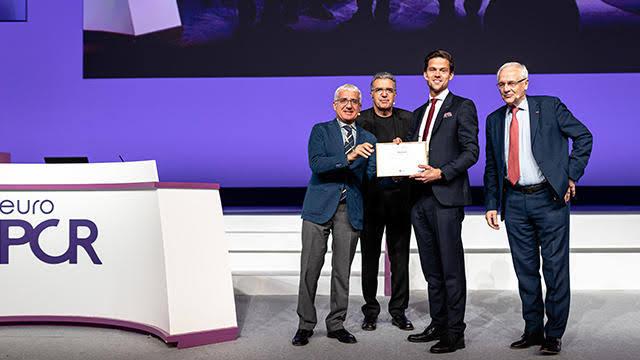 PCR's Got Talent winner – EuroPCR 2019