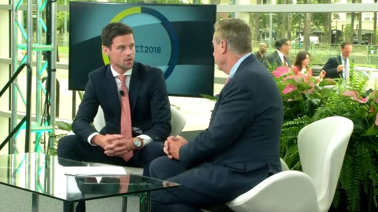 TCT 2018: Dr. C. Michael Gibson talks with Dr. Tom Ford about CorMicA